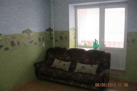 Сдается 1-комнатная квартира посуточнов Кирове, пер. Вершининский, 1.