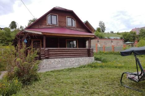 Сдается коттедж посуточнов Зеленодольске, ул.Набережная д.12, Горнолыжный комплекс.