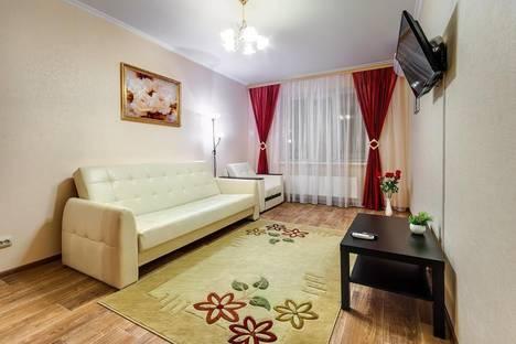 Сдается 1-комнатная квартира посуточно в Воронеже, Ленинский проспект, 126.