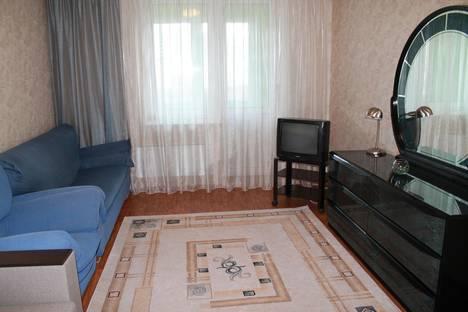 Сдается 1-комнатная квартира посуточнов Апрелевке, Ленинский проспект, дом 123.