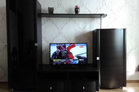 Сдается 2-комнатная квартира посуточнов Улан-Удэ, ул. Геологическая, 24А.