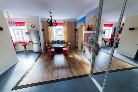 Сдается 3-комнатная квартира посуточно в Бресте, Советская, 70.