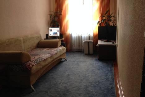 Сдается 1-комнатная квартира посуточно в Байкальске, Южный микрорайон, 4-й квартал, 16.