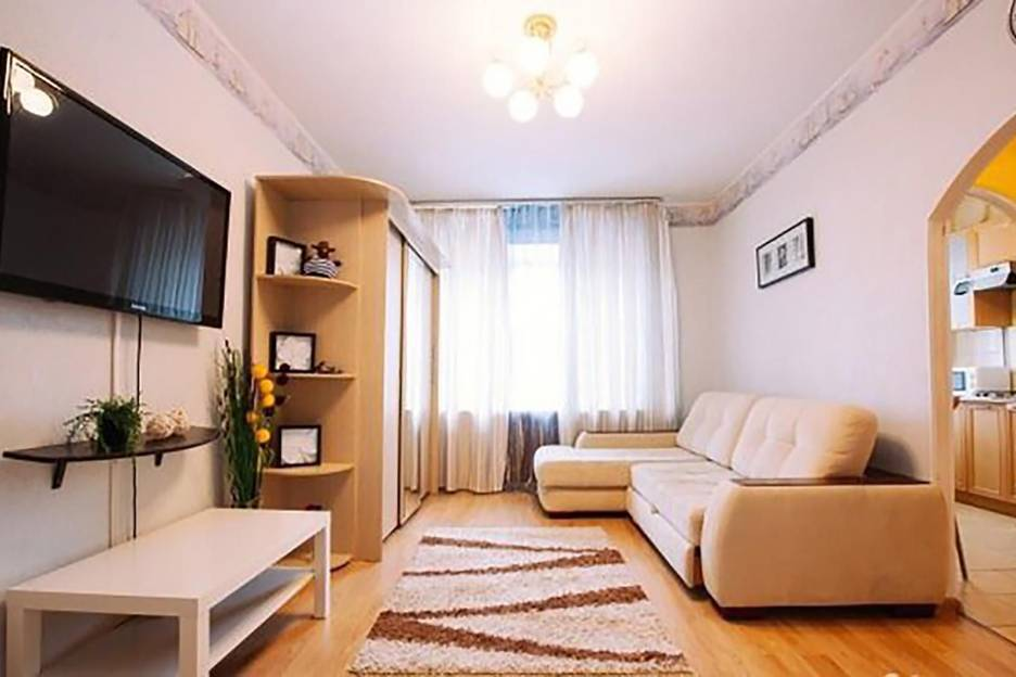 Bedroom apartment in Cuneo Price