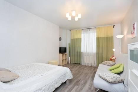 Сдается 1-комнатная квартира посуточнов Екатеринбурге, Смазчиков, 3.
