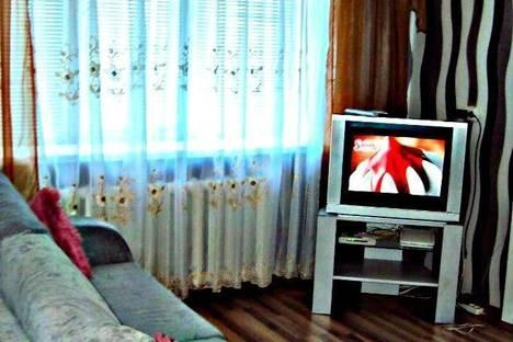 Сдается 2-комнатная квартира посуточнов Лиде, Фрунзе 1.