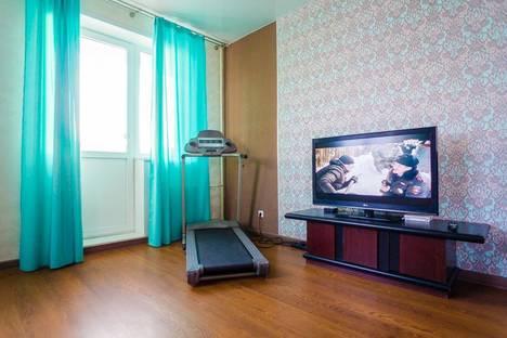 Сдается 2-комнатная квартира посуточнов Перми, ул. Механошина, 15.
