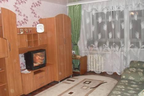Сдается 1-комнатная квартира посуточно в Великом Устюге, ул. Виноградова, 49.