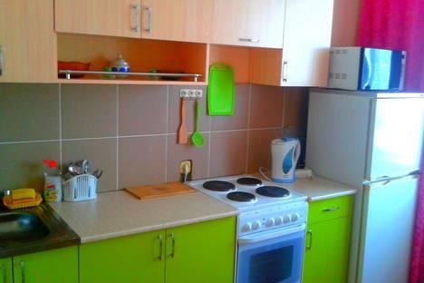 Сдается 1-комнатная квартира посуточнов Барнауле, ул. Малахова, 144.