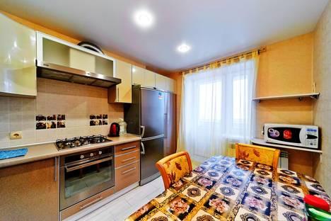 Сдается 2-комнатная квартира посуточно в Смоленске, ул. Матросова, 16.