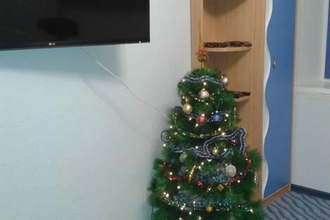Сдается 2-комнатная квартира посуточнов Ноябрьске, проспект Мира, 78.
