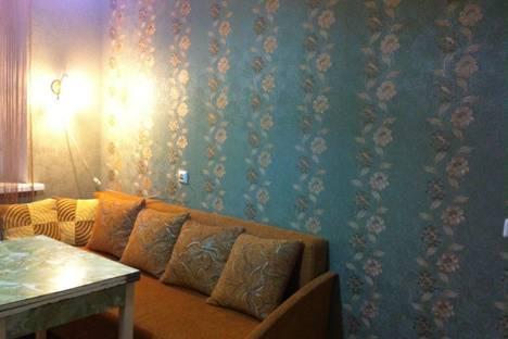 Сдается 2-комнатная квартира посуточно в Саранске, ул. Гагарина, 96/1.