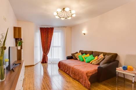 Сдается 1-комнатная квартира посуточнов Мытищах, ул. Рождественская, 11.