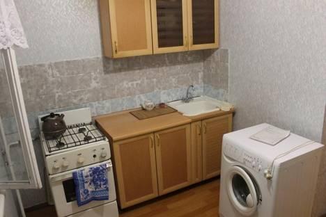 Сдается 1-комнатная квартира посуточнов Казани, проспект Фатыха Амирхана, 34.