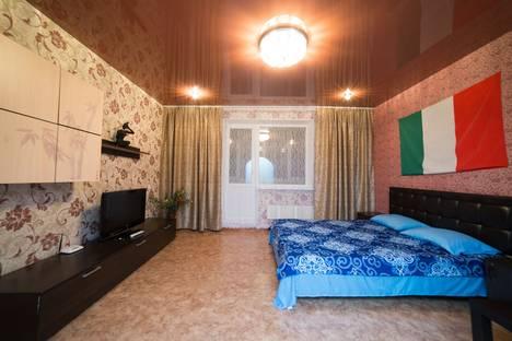 Сдается 1-комнатная квартира посуточно в Челябинске, ул. Академика Макеева, 7.