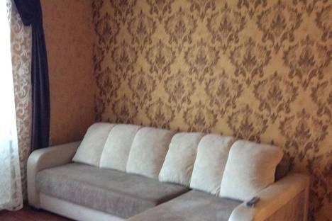 Сдается 2-комнатная квартира посуточно в Горно-Алтайске, Коммунистический 125.