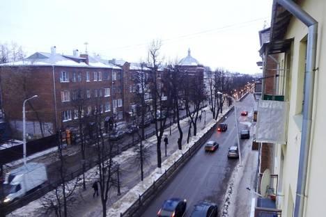 Сдается 1-комнатная квартира посуточно, проспект Мира 15.