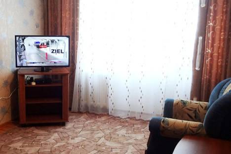 Сдается 3-комнатная квартира посуточно в Костроме, ул. Ново-Полянская, 6.