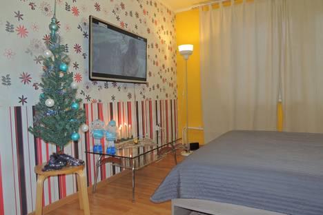 Сдается 1-комнатная квартира посуточнов Томске, Сибирская, 116.