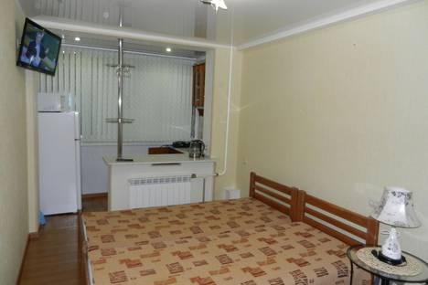 Сдается 1-комнатная квартира посуточно в Железноводске, ул Ленина 8.