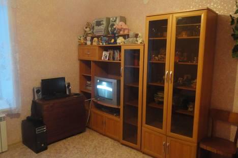 Сдается 1-комнатная квартира посуточнов Великом Устюге, ул. Гледенская, 43 Д.