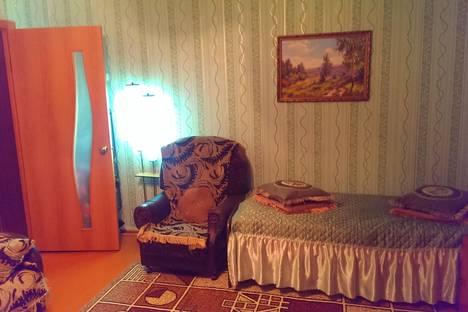 Сдается 1-комнатная квартира посуточно в Великом Устюге, ул. Водников, д.26.