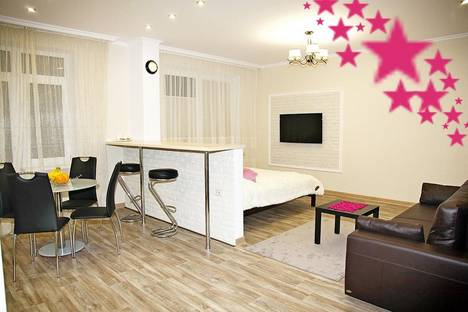 Сдается 1-комнатная квартира посуточно в Бресте, Московская, 384А.
