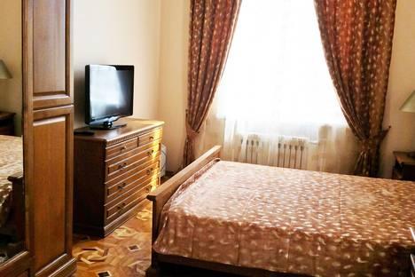 Сдается 3-комнатная квартира посуточнов Ростове-на-Дону, ул. Большая Садовая, 93, кв11.