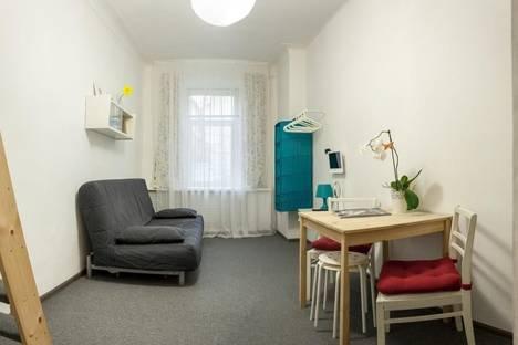 Сдается 1-комнатная квартира посуточнов Санкт-Петербурге, Клинский проспект 17.