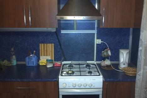 Сдается 1-комнатная квартира посуточнов Уфе, проспект Октября, 84/3.