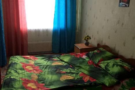 Сдается 2-комнатная квартира посуточно в Ленинске-Кузнецком, проспект Кирова, дом 69.