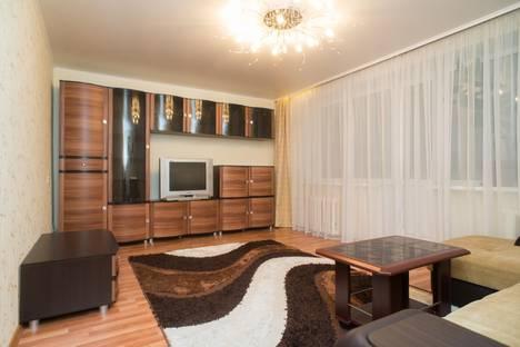 Сдается 2-комнатная квартира посуточно в Челябинске, Лесопарковая, 9.