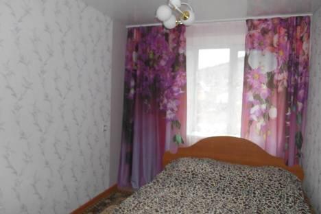 Сдается 3-комнатная квартира посуточно в Шерегеше, Гагарина, 8.