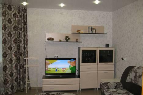 Сдается 1-комнатная квартира посуточно в Кирове, Солнечная,45.