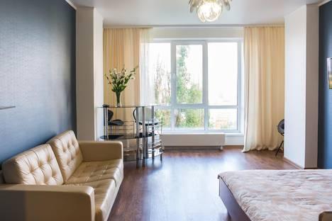 Сдается 1-комнатная квартира посуточнов Воронеже, проспект Революции, 9а.