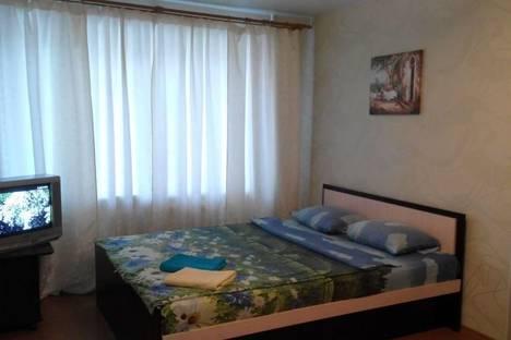 Сдается 1-комнатная квартира посуточно в Перми, Ленина 39.