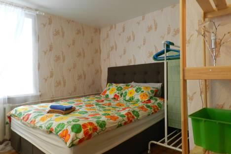 Сдается 1-комнатная квартира посуточно во Владимире, проспект Ленина, 16.