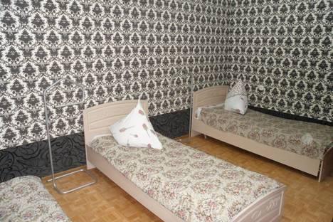 Сдается 2-комнатная квартира посуточнов Когалыме, Молодежная 15.