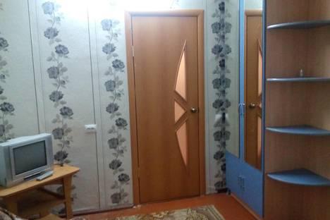 Сдается 2-комнатная квартира посуточно в Великом Устюге, ул. Красная, 39.