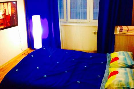 Сдается 1-комнатная квартира посуточнов Альметьевске, Галеева 25.