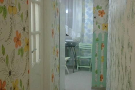 Сдается 1-комнатная квартира посуточно в Советском, Еременко 60/9.
