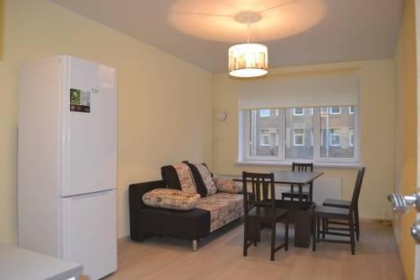 Сдается 2-комнатная квартира посуточнов Санкт-Петербурге, ул. Шкапина, 9-11.