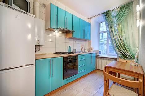 Сдается 2-комнатная квартира посуточнов Санкт-Петербурге, Казанская, 5.