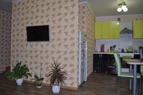 Сдается 1-комнатная квартира посуточнов Саранске, ул. Полежаева, 60.