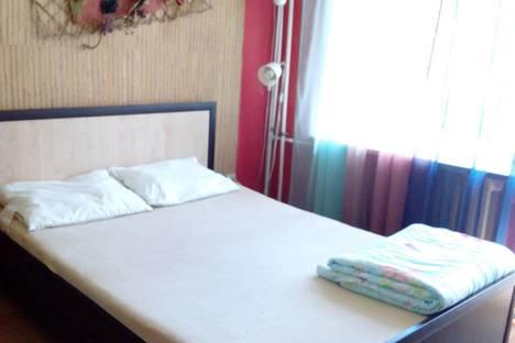 Сдается 1-комнатная квартира посуточно в Казани, ул. Петербургская, 49.