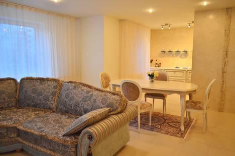 Сдается 2-комнатная квартира посуточно в Витебске, проспект Победы, 29.