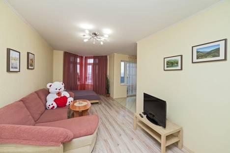 Сдается 1-комнатная квартира посуточнов Екатеринбурге, Бажова, 68.