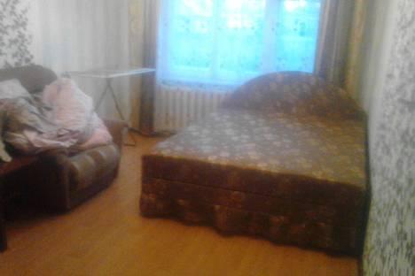 Сдается 1-комнатная квартира посуточно, ул.черняховского 6.