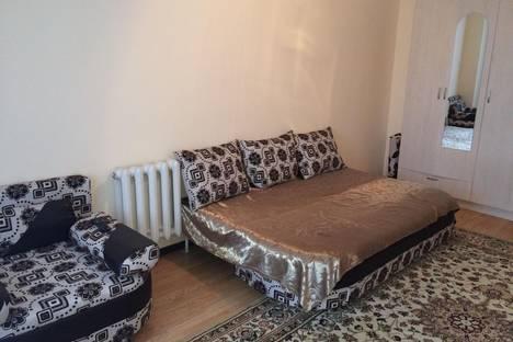 Сдается 1-комнатная квартира посуточно в Астане, улица Орынбор 19.