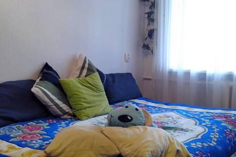 Сдается 2-комнатная квартира посуточно в Казани, ул. Дальняя, 5.